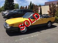 Sold Saab Convertible Classifieds - Saabnet com