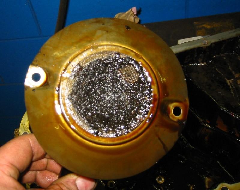 on Saab 9 3 Oil Pump