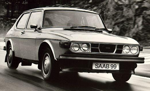 1976 Saab 99 Ems Saabnet Com