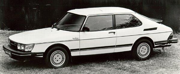 the 1984 saab 900 apc turbo is