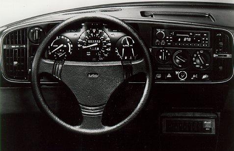 Saabnet Com Saab For 1984 Photo 1984 Instrument Panel