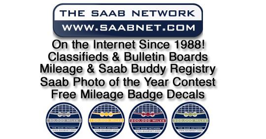 The Saab Network - Saab Cars Discussion Since 1988! Saab